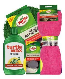 Turtle Wax Origional Wax Kit