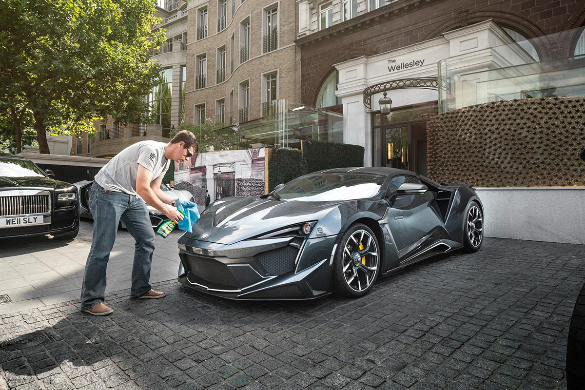 keramische coating auto